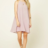 Contemporary Trapeze Slip Dress