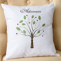 Personalized Family Pillow | 1800Flowers.com-139140