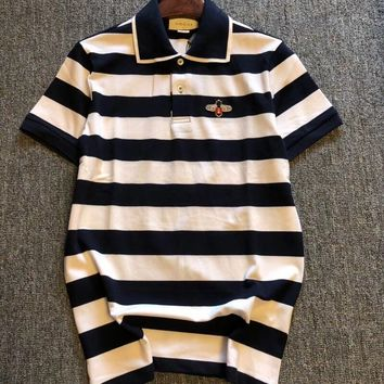 NEW 100% Authentic gucci 2018ss fashion polo shirt  7