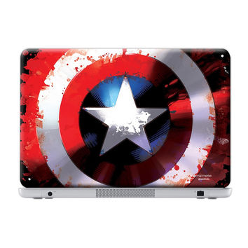 Captain America - Splash Shield - Skin for Sony Vaio T13