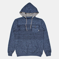 Vans Flurry Ii Pullover Hoody - Navy Heather at Urban Industry