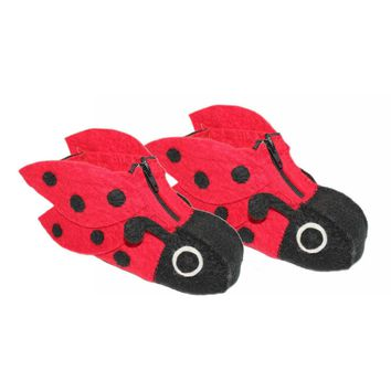 Ladybug Kid Zooties Age 4-5 - Silk Road Bazaar