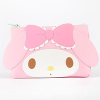 My Melody Silicone Pouch: Ribbon