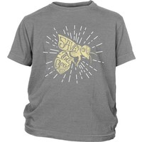 Save the Bees (Starburst) - Kid's Shirt