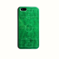 Football Field Design Hard Case iPhone 4 4s, 5/5s, 5c and new iPhone 6