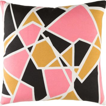Surya Trudy Stained Throw Pillows