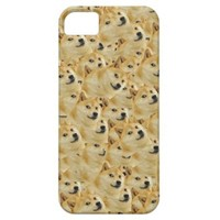 such doge collage iPhone 5 cases