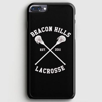 Beacon Hills Cyclones Teen Wolf White iPhone 7 Plus Case