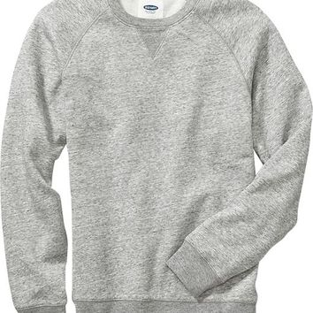 Old Navy Mens Crew Neck Sweatshirts