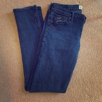 Low Rise Hollister Super Skinny Jeans