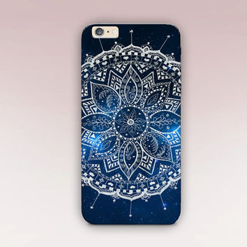 Mandala Phone Case For - iPhone 6 Case - iPhone 5 Case - iPhone 4 Case - Samsung S4 Case - iPhone 5C - Matte Case - Tough Case