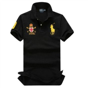 DCCKO03T NEW POLO RALPH LAUREN SHIRT MEN SHORT SLEEVE T-SHIRTS