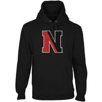 Northeastern Huskies Gameday Mascot Pullover Hoodie - Black