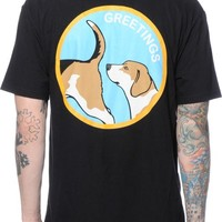 Dog Limited Greetings T-Shirt