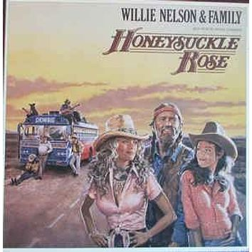 Honeysuckle Rose (Music From The Original Soundtrack) -  Willie Nelson & Family, LP (Pre-Owned)