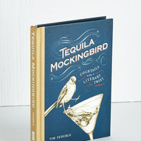 Vintage Inspired, Quirky, Scholastic Tequila Mockingbird by ModCloth