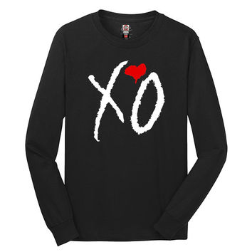 Xo The Weekend Shirt Long Sleeve