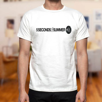 5 Second Of Summer design clothing lives for T-shirt Mens and T-shirt Girls