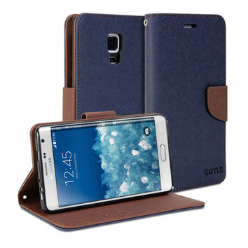 Wallet Case Classic for Samsung Galaxy Note Edge