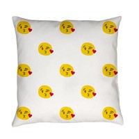love emoji Everyday Pillow