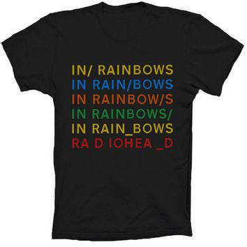Radiohead - In Rainbows Shirt