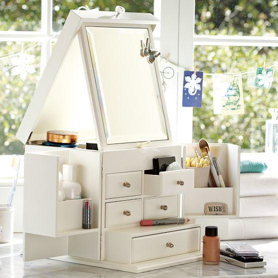 Ultimate Beauty Vanity From PBteen