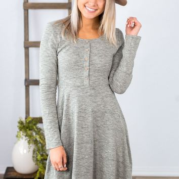 Chasing Dreams Dress- Olive