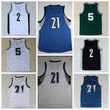Free Shipping Sport Basketball Jerseys Cheap 2 5 21 Men Throwback Basket ball Shirt Classical Rev 30 New Material With Player Name Team Logo