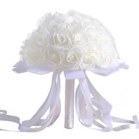 Artificial Flower For Wedding Decoration artificial wedding bouquets