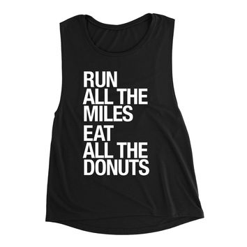 Donuts Muscle Tank