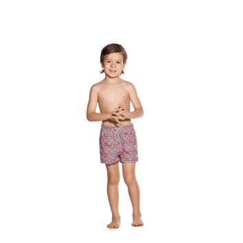 Ondademar Kids Miramar Prints Swimshorts