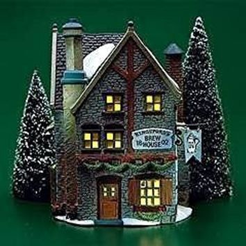 "Department 56 ""Kingsford's Brew House"" #56.58114"