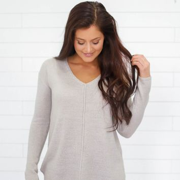 Nothing Better Sweater - Natural