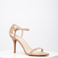 Strappy Cutout Sandals