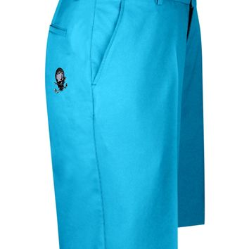 OB ProCool Golf Shorts (Hawaiian Blue) - Price Slashed!