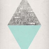 Diamond Art Print | Print Shop