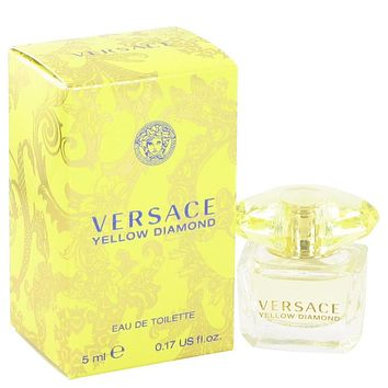 Versace Yellow Diamond Mini EDT By Versace For Women