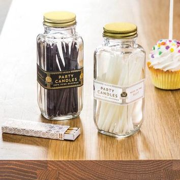 Party Candles for Gifting