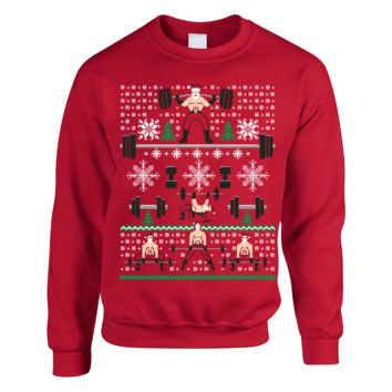 Ugly Gym Sweater