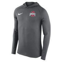 Nike Dri-FIT Touch Pullover (Ohio State) Men's Training Hoodie
