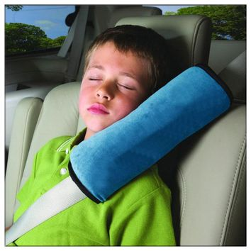 Seat Belt Pillow for Kids Baby Car Auto Safety Seat Belt Harness Shoulder Pad Cover Children Sleep Support Protection Pillow