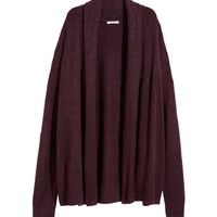 Shawl-collar Cardigan - from H&M