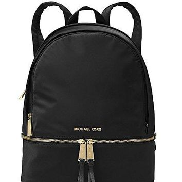 MICHAEL Michael Kors Rhea Zip Large Nylon Backpack Michael Kors bag