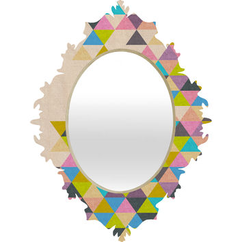 Bianca Green Completely Incomplete Baroque Mirror
