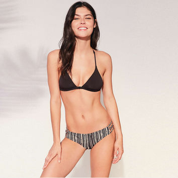 New Arrival Swimsuit Beach Hot Summer Sexy Stripes Low Waist Bikini [10240470477]
