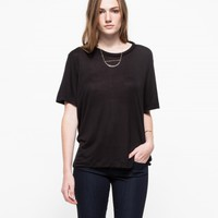 Cheap Monday Big Tee in Black