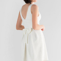 Shyanne Embellished Bow Dress