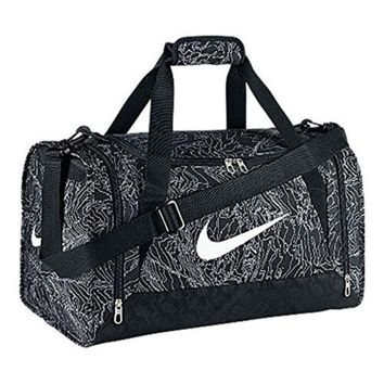 DCCK8BW NIKE Boston bag Duffel bag Brasilia 6 graphic BA 5116