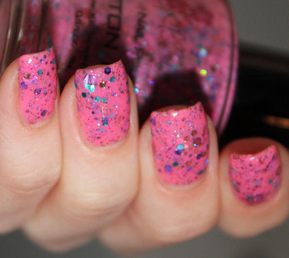 Sation Cotton Candy By Fingernail Polish: The Circus From KBShimmer On Etsy
