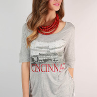 University of Cincinnati Landmark Tunic